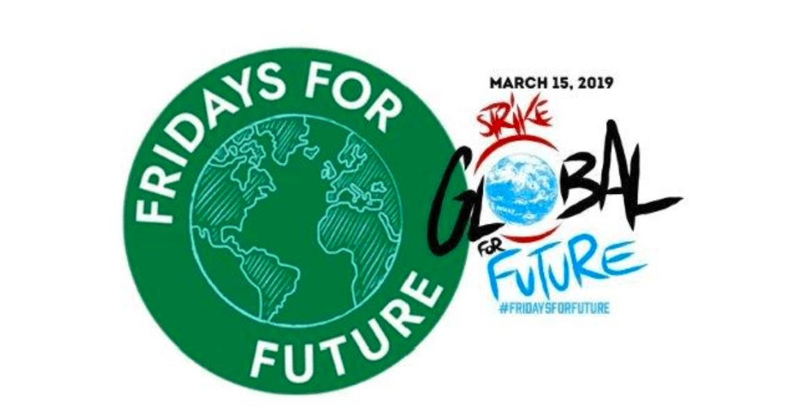 CLIMATE STRIKE: FRIDAY FOR FUTURE